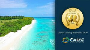 Maldives is world's best destination
